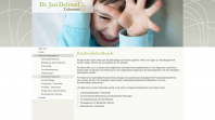 Dr. Jan Dehmel Corporate Design & Webseite 2