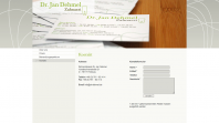 Dr. Jan Dehmel Corporate Design & Webseite 5