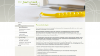 Dr. Jan Dehmel Corporate Design & Webseite 1