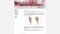 AlgOss Biotechnologies Website Screen 3