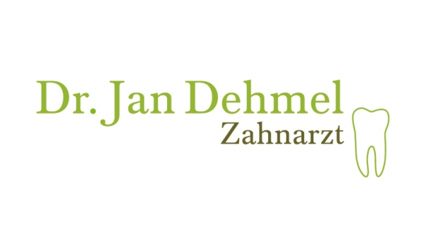 Dr. Jan Dehmel Corporate Design & Webseite, CD-Screen 1